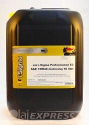 Eni i-Sigma performance E3 15W-40 10L