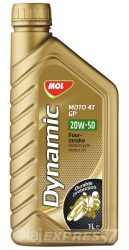 MOL Dynamic Moto 4T GP 20W-50 1L