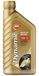 MOL Dynamic Moto 4T Racing 10W-50 1L