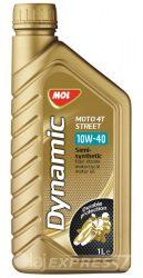 MOL Dynamic Moto 4T Street 10W-40 1L