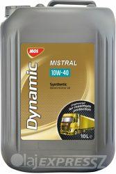 MOL Dynamic Mistral 10W-40 10L
