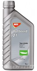 MOL Outboard 2T 1L