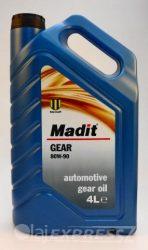 MADIT Gear 80W90 4 L