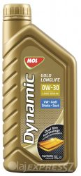 MOL Dynamic Gold Longlife 0W-30 1L