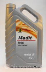 MADIT Uniol 15W/40 4 L