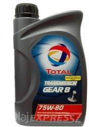TOTAL TRANSMISSION GEAR8 75W80 1L