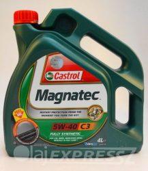 CASTROL Motorolaj MAGNATEC 5W40 4L