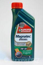 CASTROL motorolaj MAGNATEC Diesel 5W40 1L