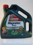 CASTROL motorolaj MAGNATEC Diesel 5W40 4L