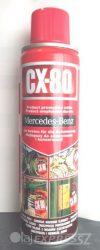 CX-80 250ml Univerzális kenő , védő, kontaktjavító, nedvességkiszorító, zár-jégtelenítő spray