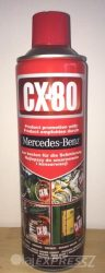 CX-80 500ml Univerzális kenő , védő, kontaktjavító, nedvességkiszorító, zár-jégtelenítő spray