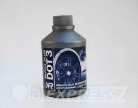 Fékolaj BLOCK PLUS DOT3 0,5kg