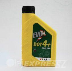 Fékolaj EVOX DOT4 0,5l