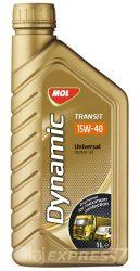 MOL Dynamic Transit 15W-40 1L