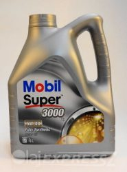 MOBIL Motorolaj Super 3000 X1 5W40 4L