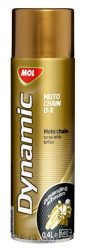 MOL Dynamic Moto Chain O-x 400ml