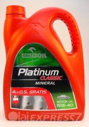 Orlen Platinum Classic 15w40 4,5L