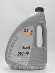 Q8 FORMULA EXCEL 5W40 4L