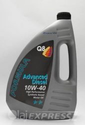 Q8 FORMULA ADVANCED DIESEL 10W40 4L