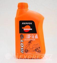 REPSOL Mototolaj MOTO SCOOTER 2T 1l