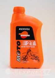 REPSOL MOTO Sintetico 2T 1L