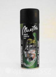 PREVENT MAESTRO akril matt fekete 9004 4