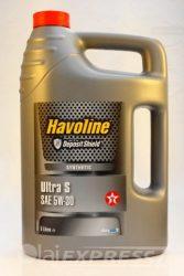 TEXACO Havoline Ultra S 5W30 5L