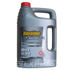 TEXACO Havoline Ultra S 5W40 5L