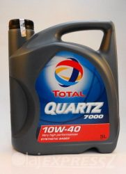TOTAL Motorolaj QUARTZ 7000 10W40 5l