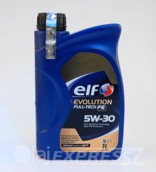 ELF EVOLUTION FullTech FE 5W30 1L