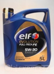 ELF EVOLUTION FullTech FE 5W30 5L